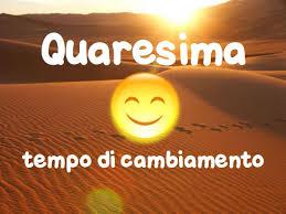 VERSO LA SANTA PASQUA…SULL'ARCA DI NOE'!!