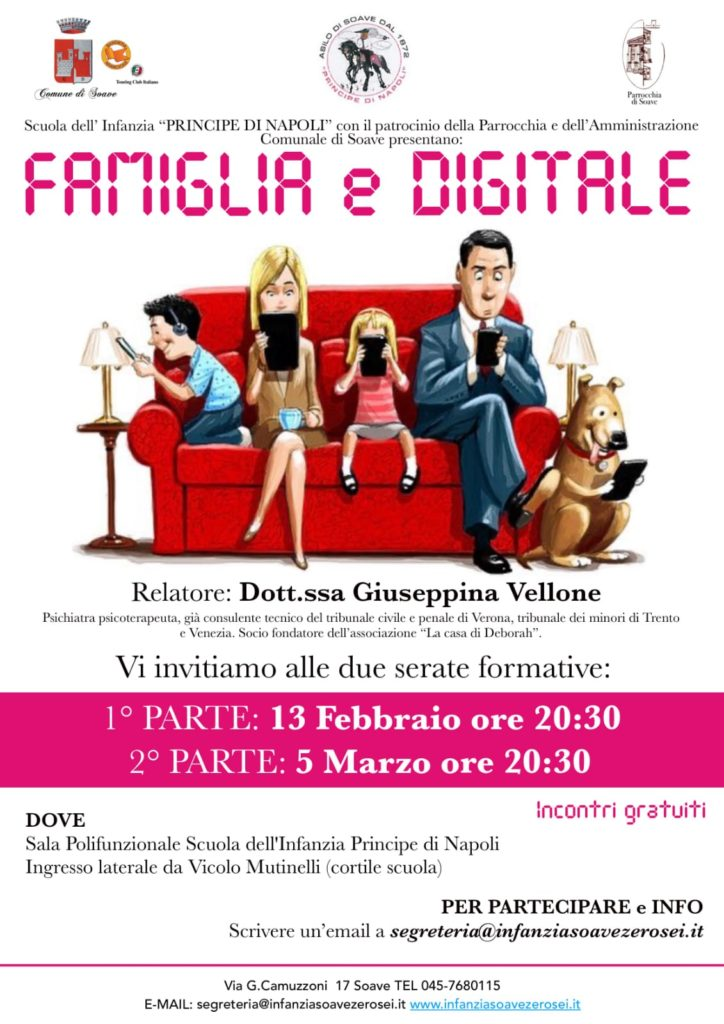 Famiglia e Digitale